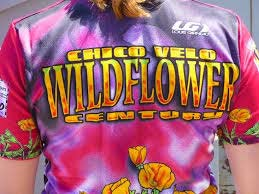 -Chico Velo Wildflower Century,