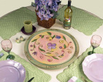 Natural Beauty lazy susan