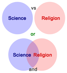 Can Religion And Science Be Reconciled  The Oregon Scribbler Science V Religion